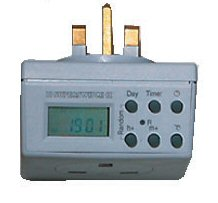 £5 OFF Digital Plug in Timer