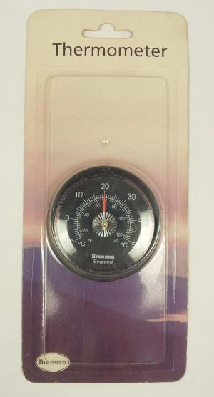 20% OFF Round Wall Thermometer